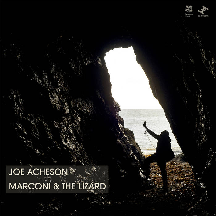Marconi & The Lizard cover art