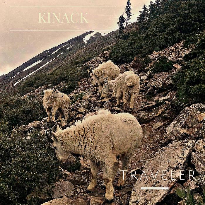 Traveler cover art