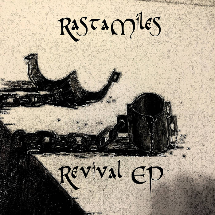 Revival EP cover art