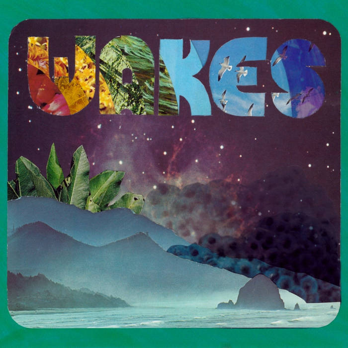 WAKES - EP cover art