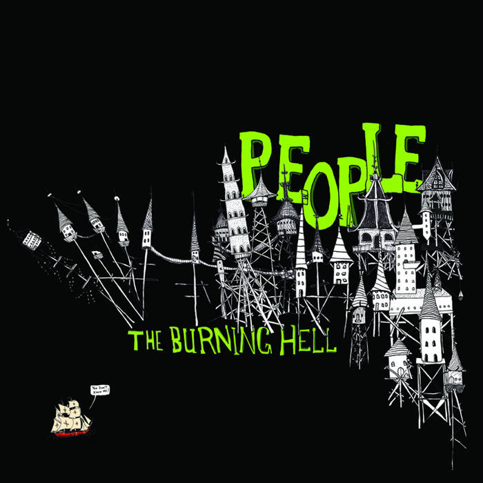 People cover art