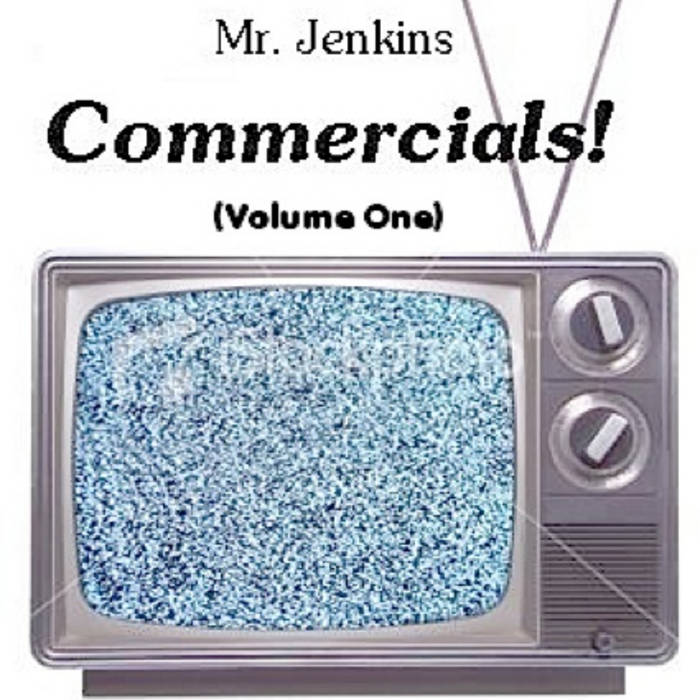 Commercials, Volume 1 cover art
