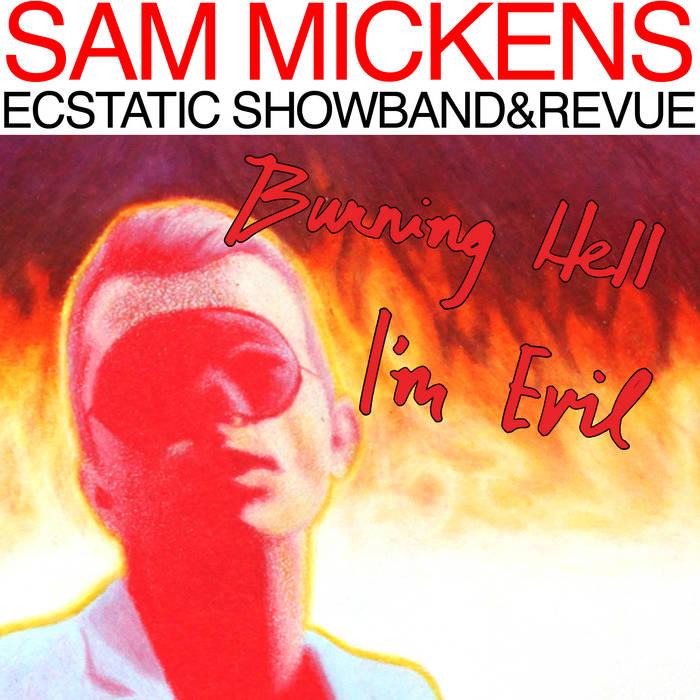 Burning Hell/I'm Evil cover art
