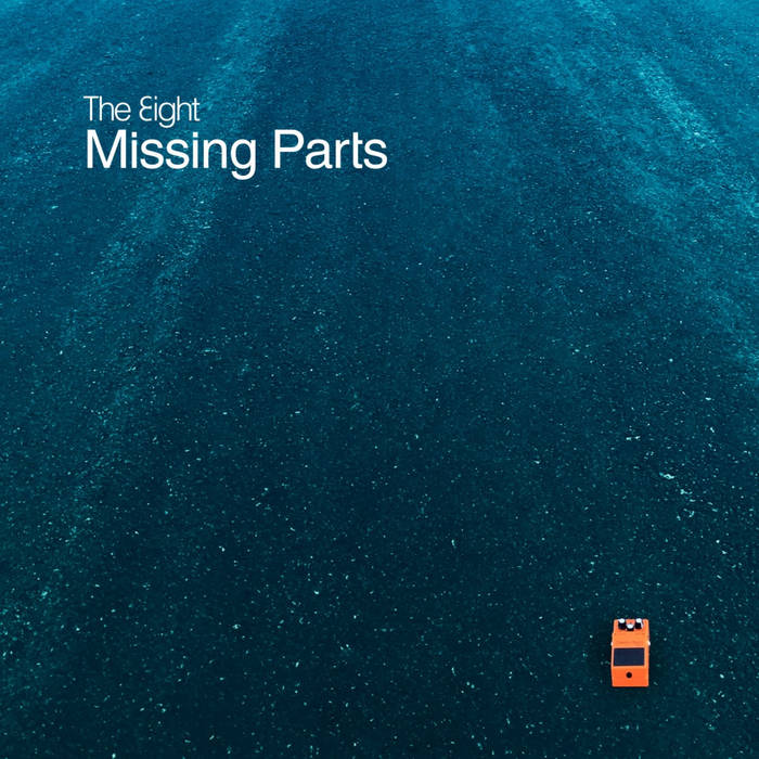 Missing Parts cover art