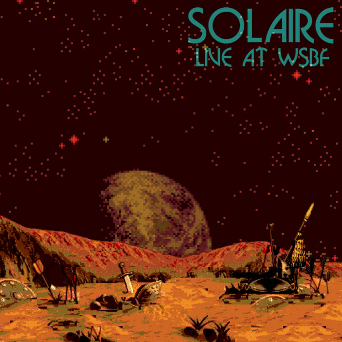 Live at WSBF cover art