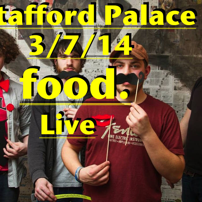 Stafford Palace Theater_3/7/14 cover art