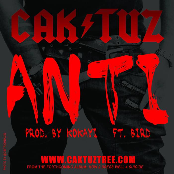 Anti ft. Bird [prod. by @Kokayi] (radio edit) cover art