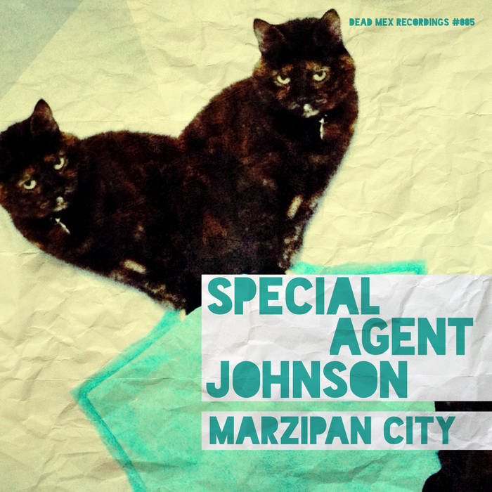 Marzipan City cover art