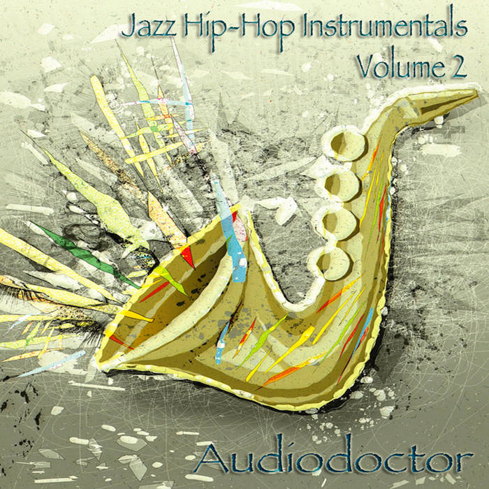 Jazz Hip-Hop Instrumentals Volume 2 cover art