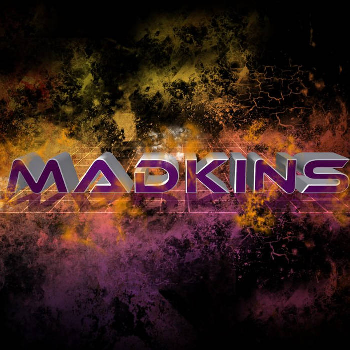 Madkins - Feel you again cover art