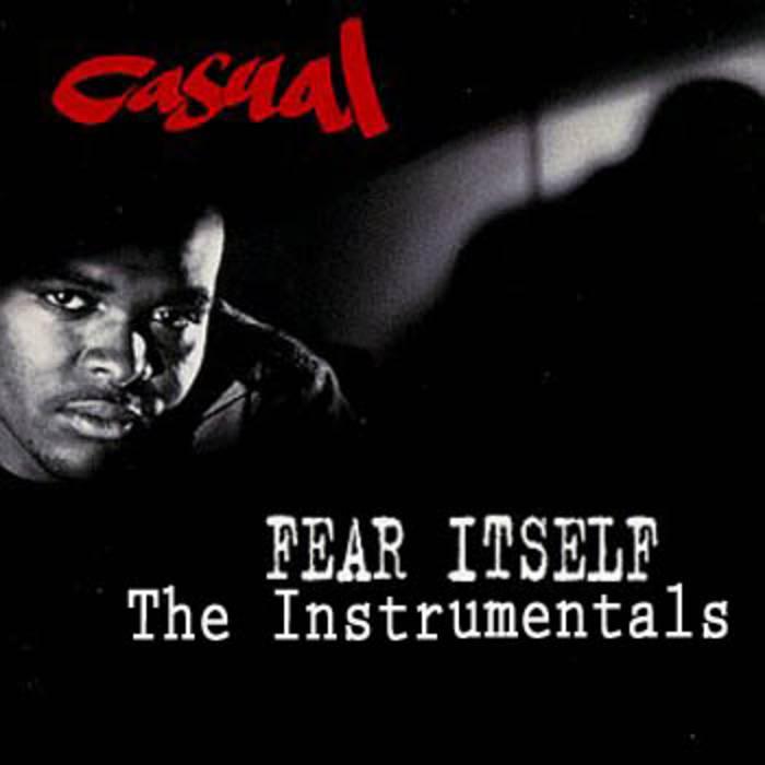 Fear Itself-Instrumentals cover art