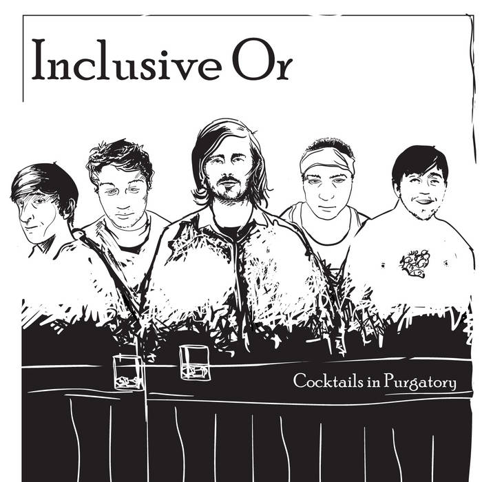 Cocktails in Purgatory cover art