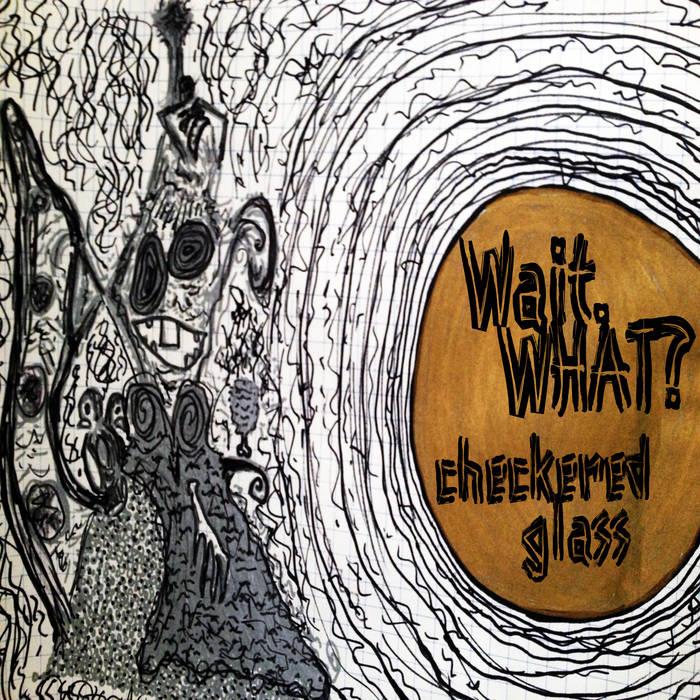 Checkered Glass cover art