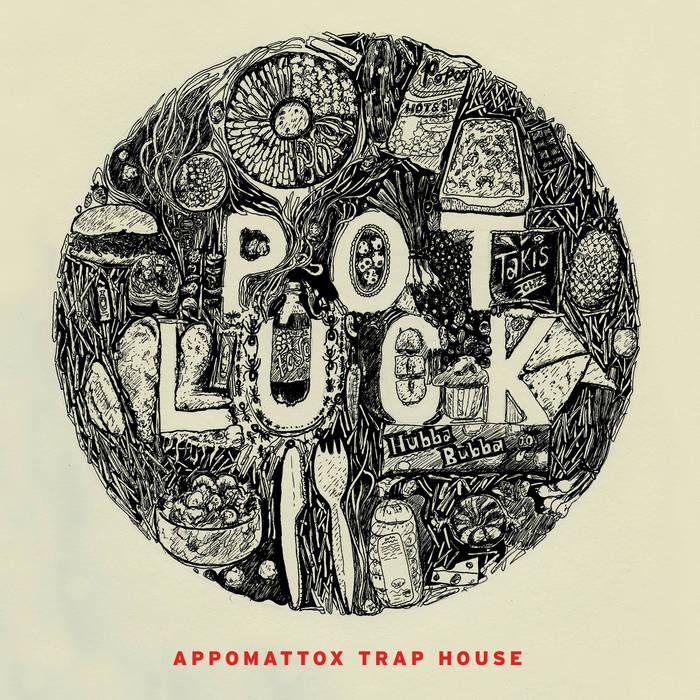 Potluck cover art