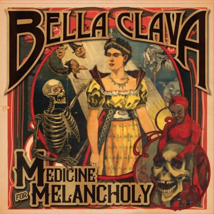 Medicine for Melancholy cover art
