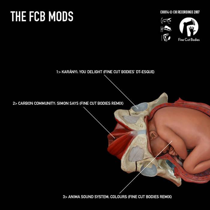 The FCB Mods cover art