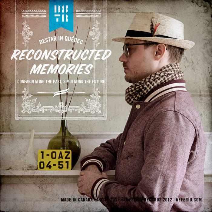 Reconstructed Memories cover art