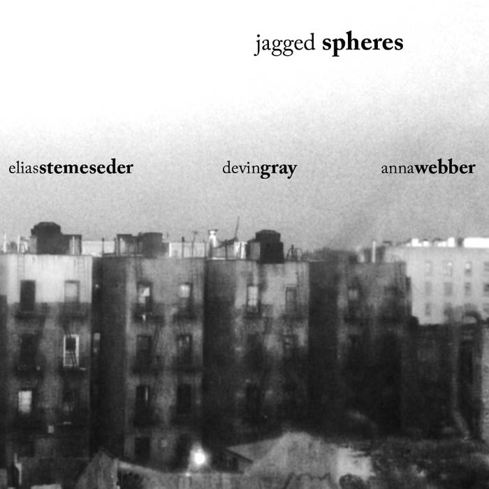 Jagged Spheres cover art