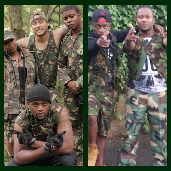 SOLDIERS ANTHEM RAP cover art
