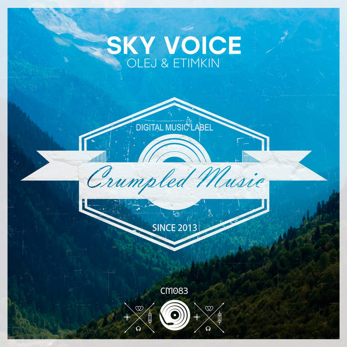 Olej & Etimkin - Sky Voice cover art