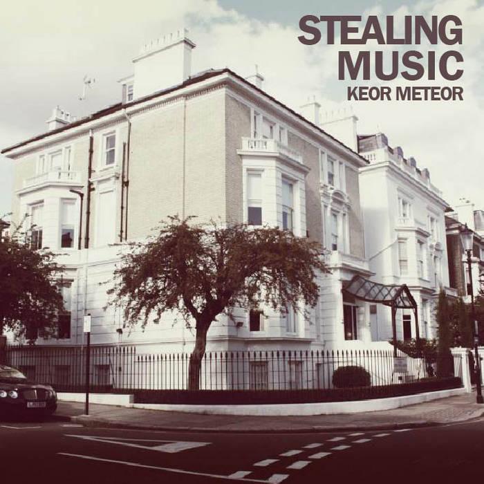 Stealing Music cover art