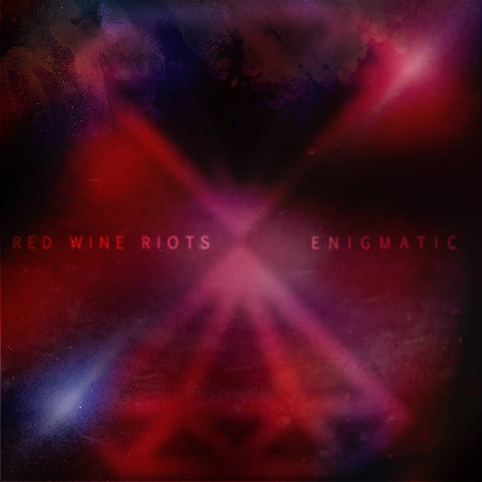 Enigmatic cover art