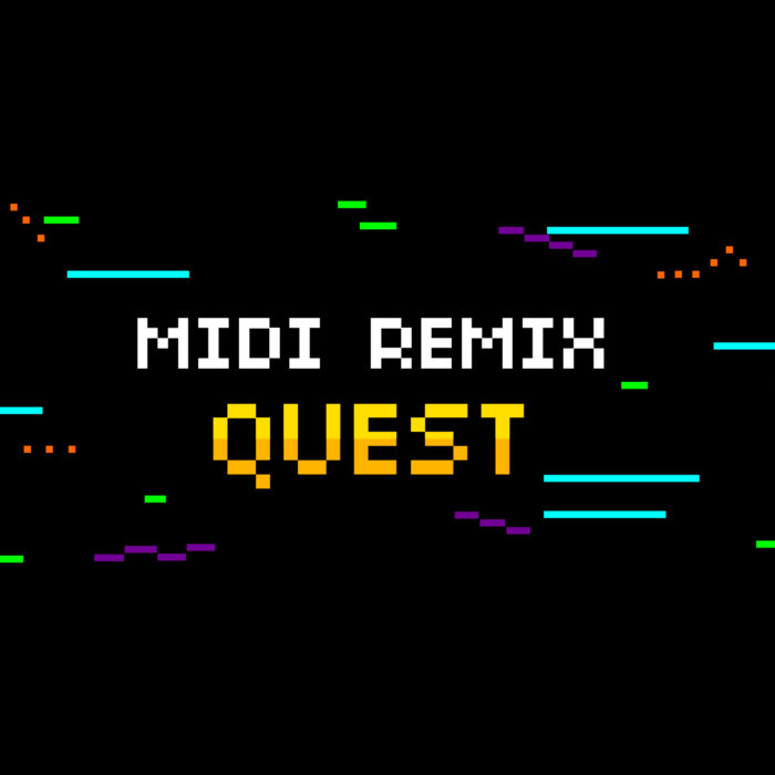 MIDI Remix Quest cover art