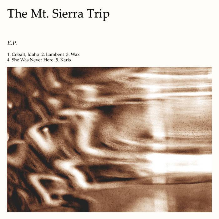 The Mt. Sierra Trip cover art