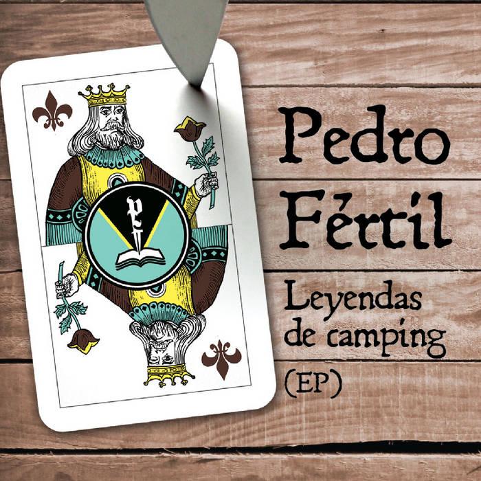 Leyendas de camping (EP) cover art