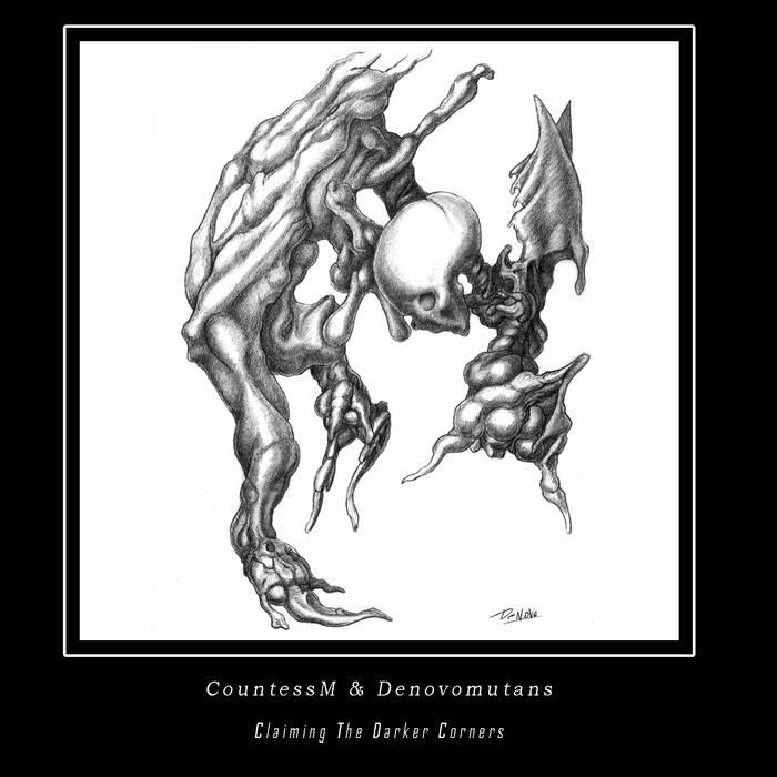 152. COUNTESS M & DENOVOMUTANS - Claiming the darker corners cover art