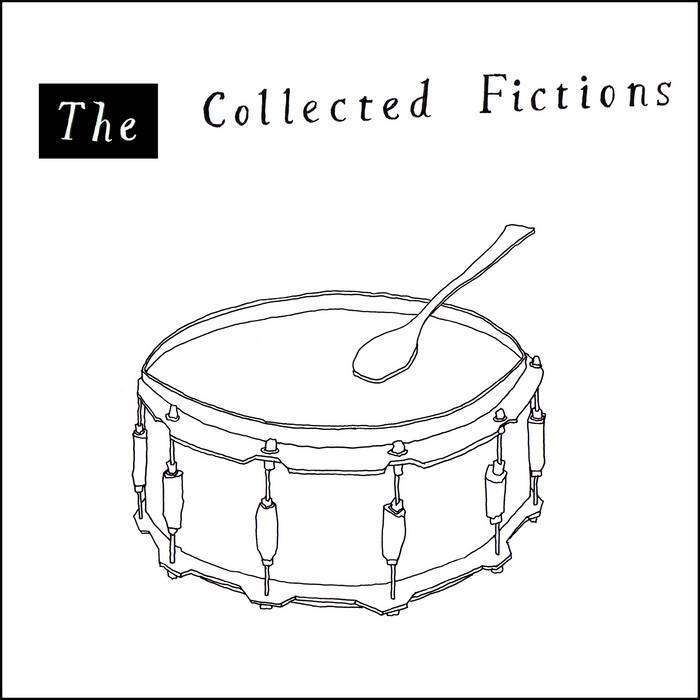 The Collected Fictions EP cover art