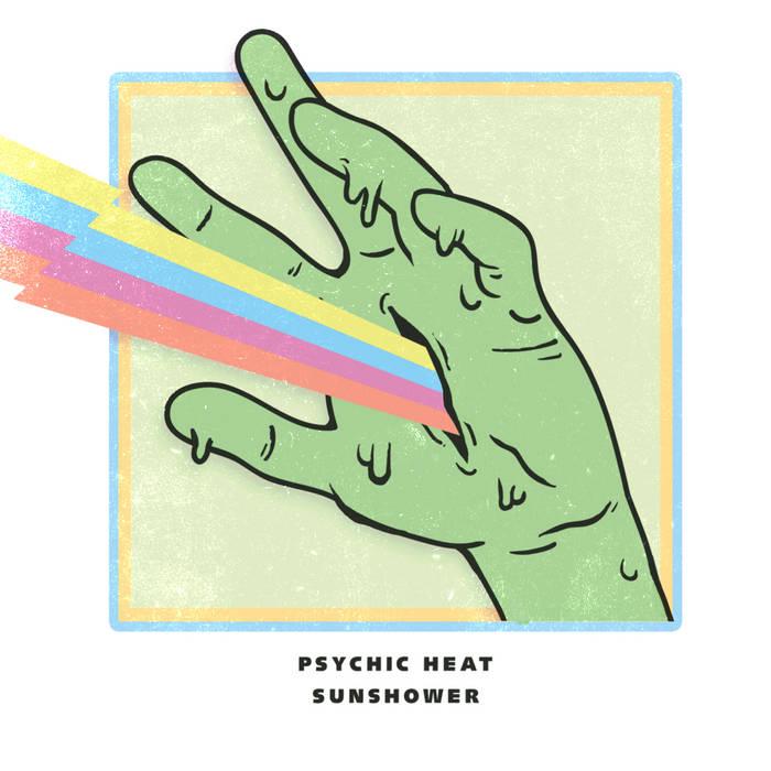 Sunshower cover art