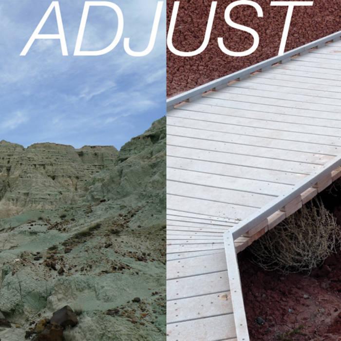 ADJUST cover art