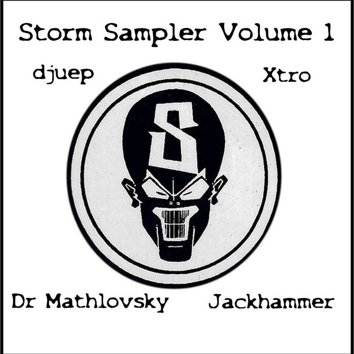 Storm Sampler Volume 1 cover art