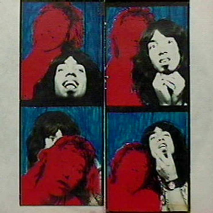 Nashville Smashers (Victor Lovera/R. Stevie Moore) cover art