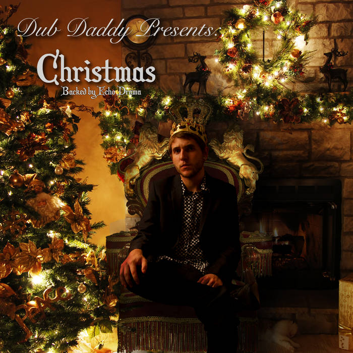 Dub Daddy Presents: Christmas cover art