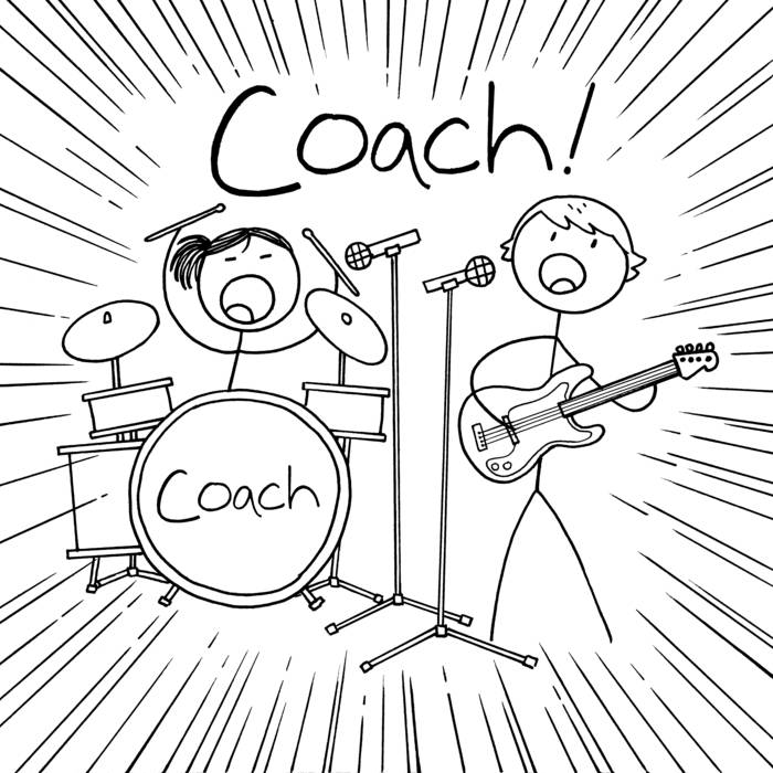 Coach cover art