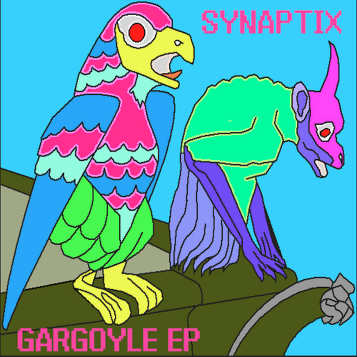 Gargoyle EP cover art