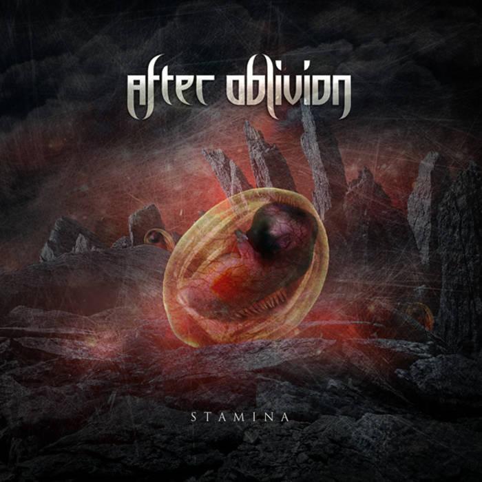 """AFTER OBLIVION """"Stamina"""" cover art"""