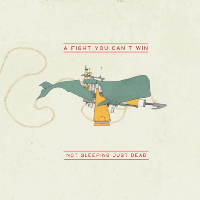 Not Sleeping, Just Dead cover art