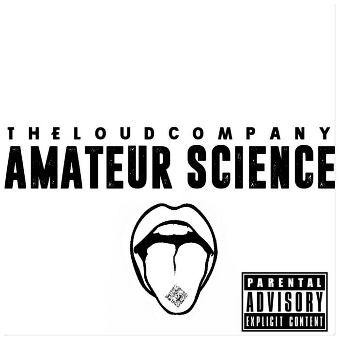 Amateur Science cover art
