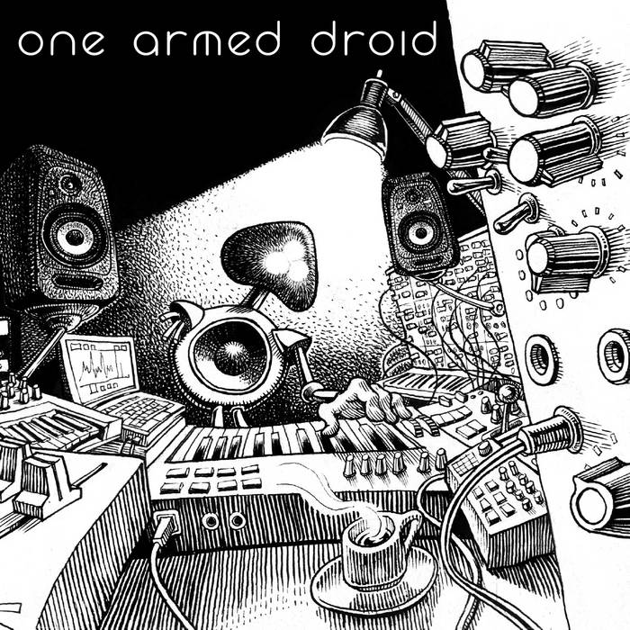 One Armed Droid cover art