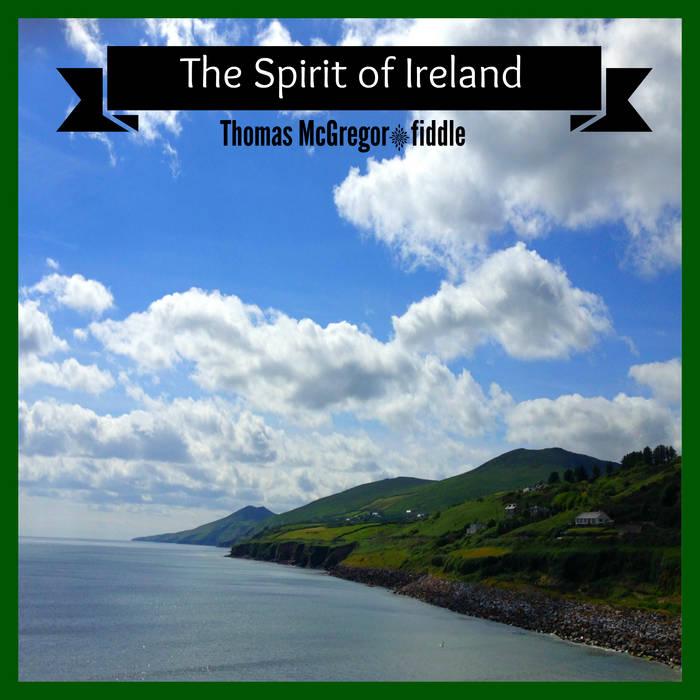 The Spirit Of Ireland cover art