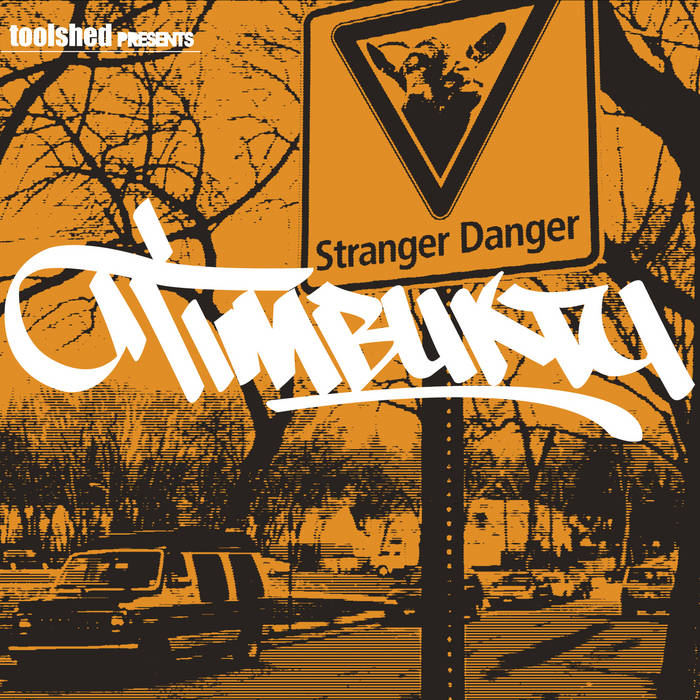 Stranger Danger cover art