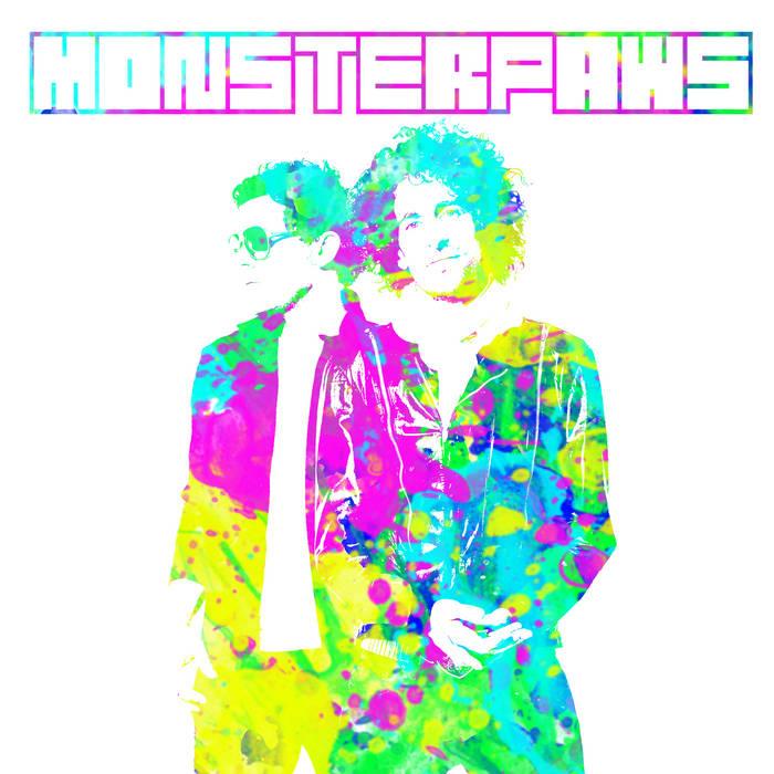 Monster Paws cover art