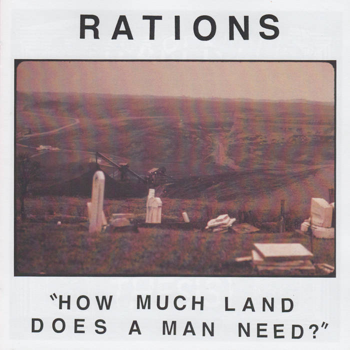How Much Land Does a Man Need? cover art