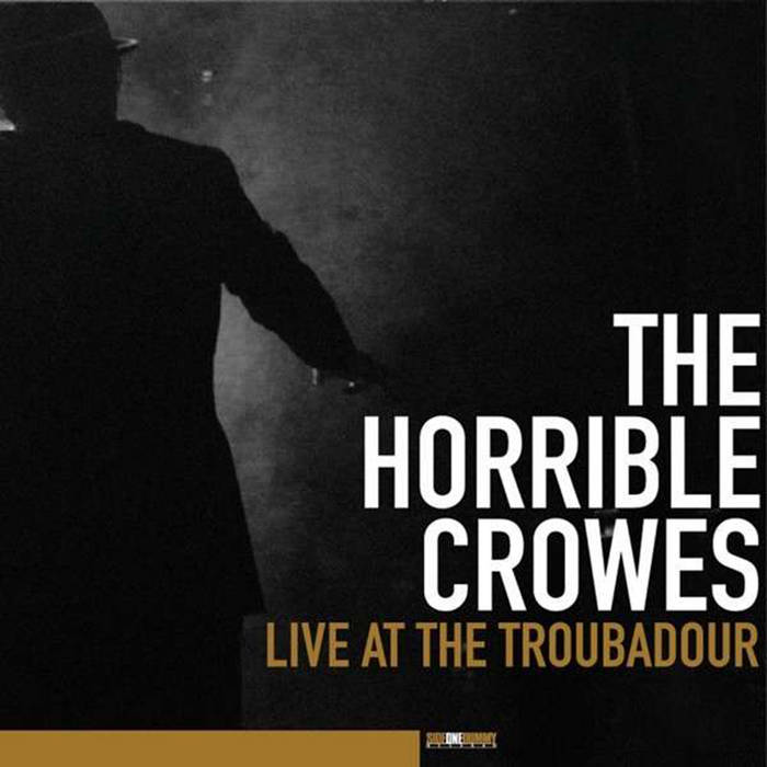Live at the Troubadour cover art
