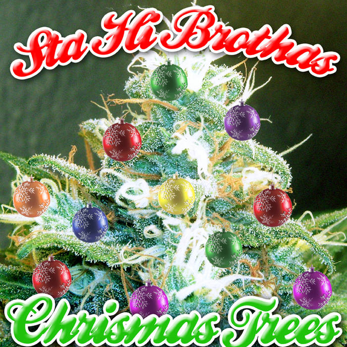 Crismas Trees cover art