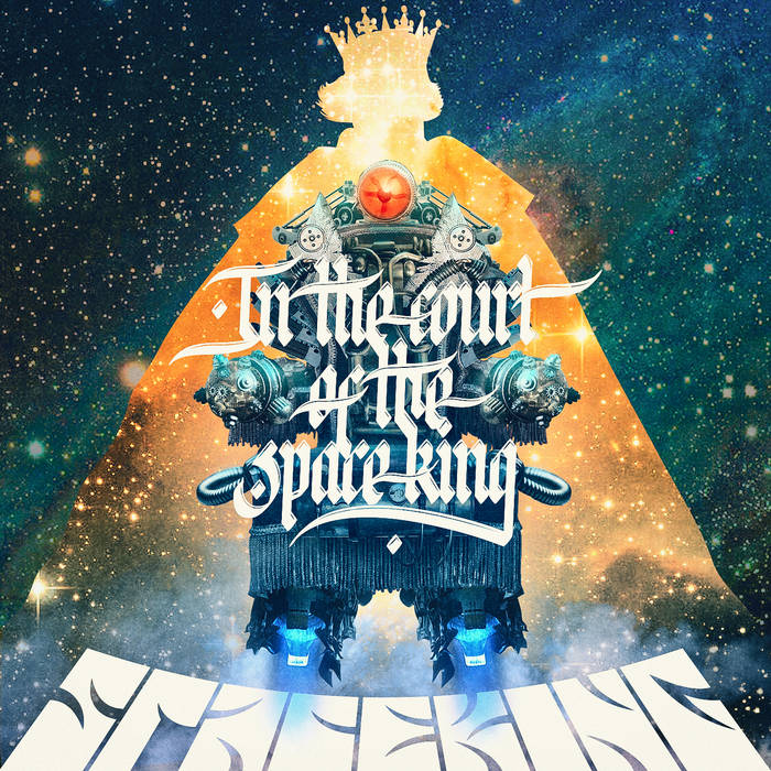 In the Court of the Spaceking cover art