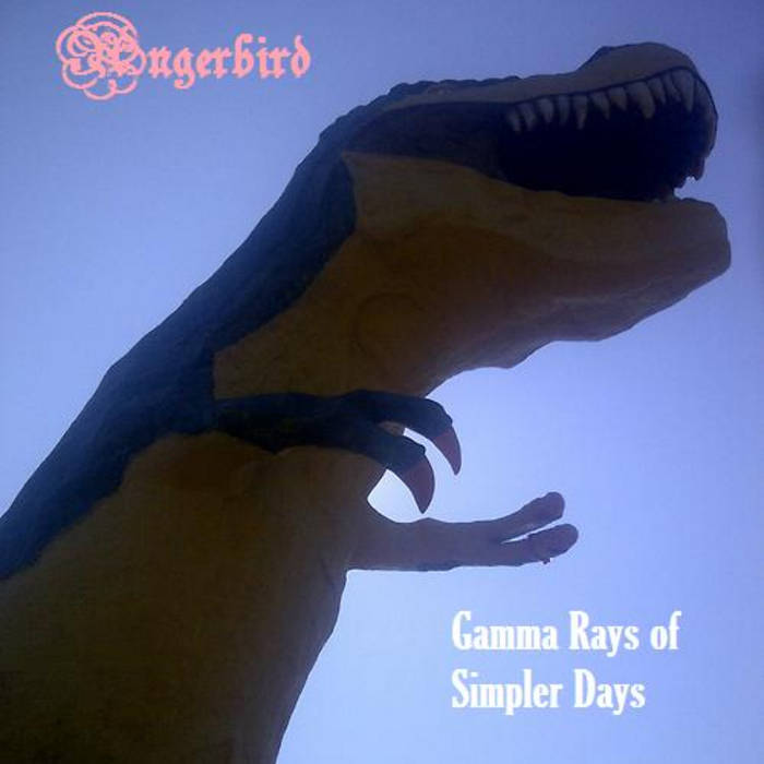 Gamma Rays Of Simpler Days cover art